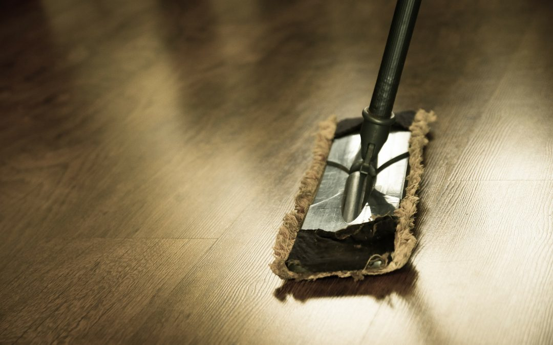 Neutral Cleaner and Floor Maintenance