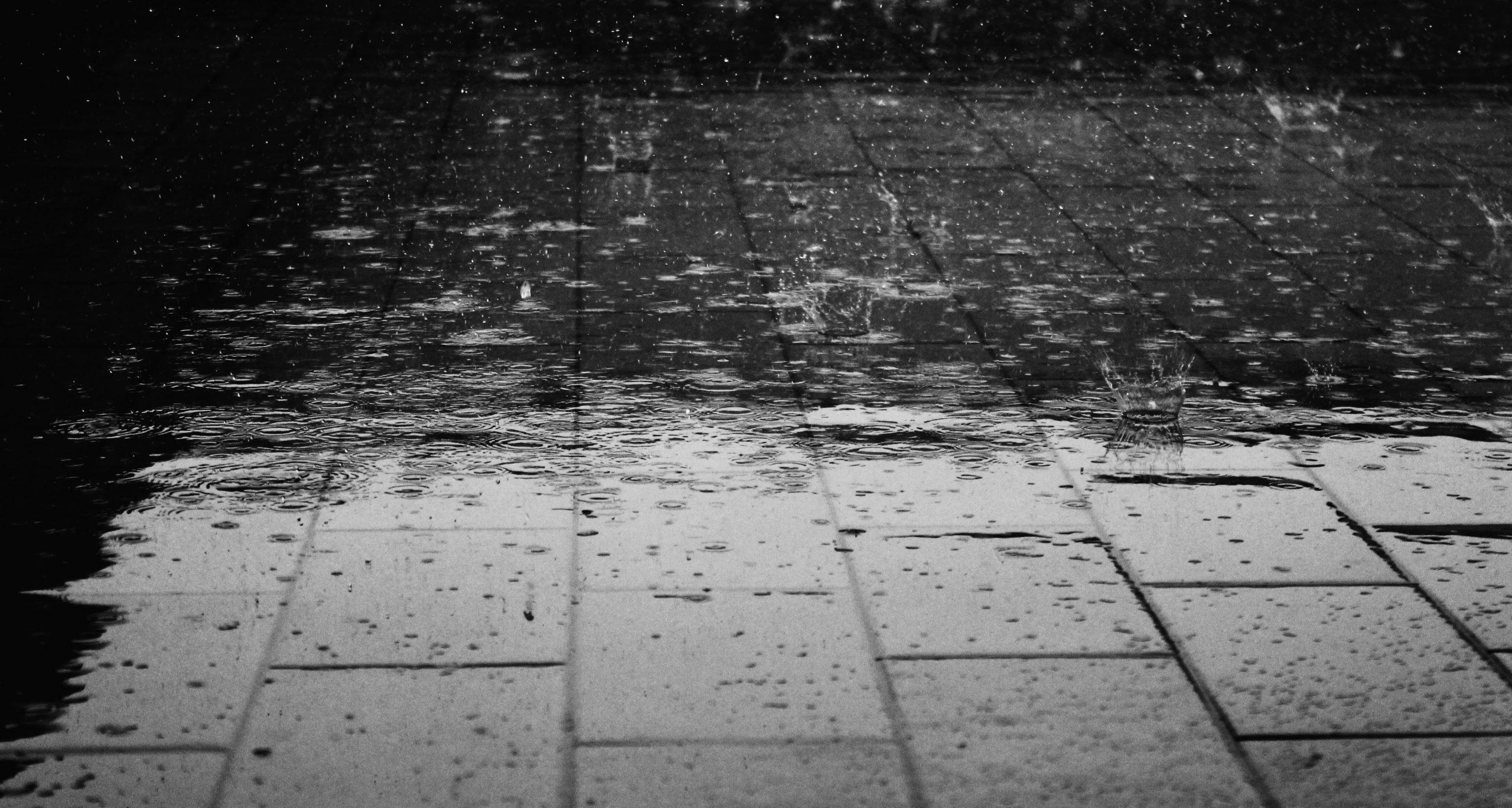 Wet floor safety