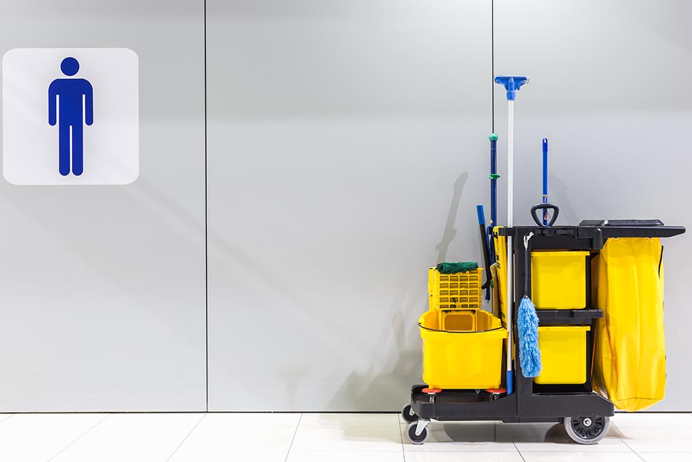 Janitorial - Commercial Cleaning Services